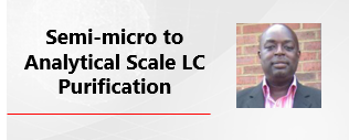 Shimadzu Semi-micro to Analytical Scale LC Purification Webinar